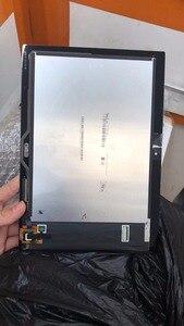 Dla LENOVO TAB 4 10 PLUS TB-X704F TB-X704N TB X704F wyświetlacz LCD z ekranem dotykowym Digitizer montaż