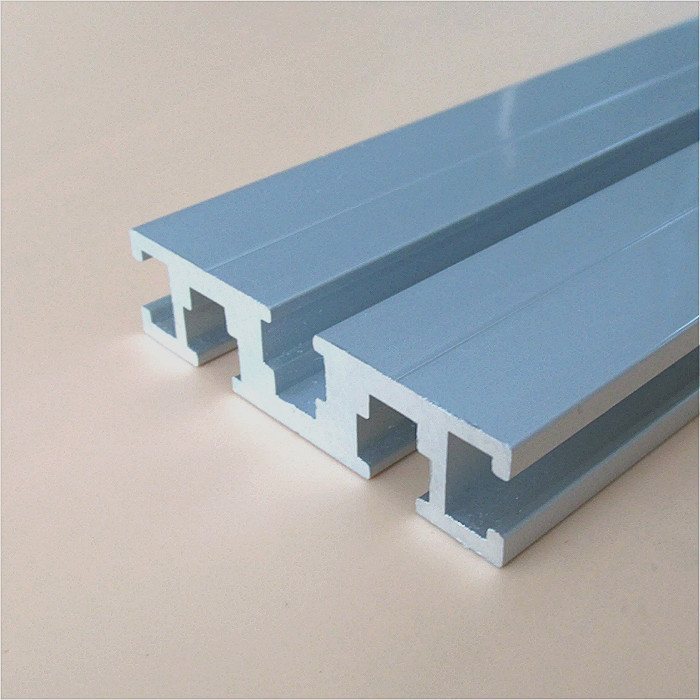 1560 aluminium-strangpressprofil wandstärke 2,2mm nut breite 6mm länge 1000mm industriellen aluminiumprofil werkbank