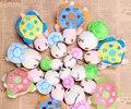 Super Cute 2Sizes, 4cm and 13cm - Tortoise Plush Stuffed TOY DOLL ; Stuffed Turtle Wedding Bouquet Gift Decor TOY DOLL