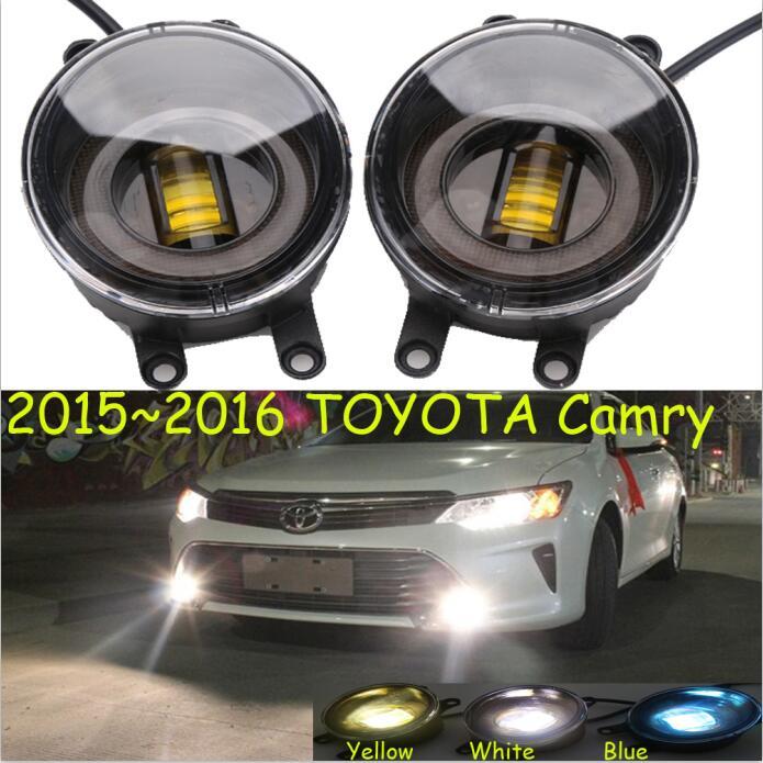 2015~2016 Camry daytime light,Free ship!LED,Camry fog light,2ps/set,Reiz,prado;COROLLA daikin mck75jvm