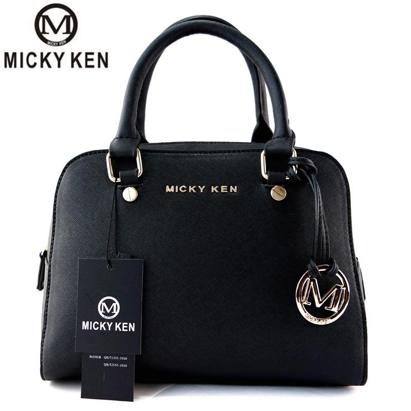 MICKY KEN Brand New Women Bag Zipper Handbag Quality Bags Tote Lady Fashion Pillow Pack Bag Female Fashion Messenger Bags