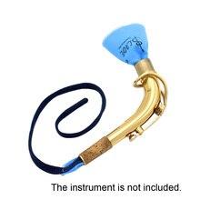 Флейта Sax Saxphone чистящая ткань для внутренней трубки кларнет Piccolo деревянные инструменты Запчасти и аксессуары