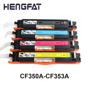 2piece  compatible hp cf350a cf351a cf352a cf353a  toner cartridge for hp Color LaserJet Pro MFP M176n, M176 M177fw M177 printer compatible for 312x 312a cf380x cf380a cf381a cf382a cf383a 4 pack kcmy toner cartridge for hp color laserjet pro m476dn mfp