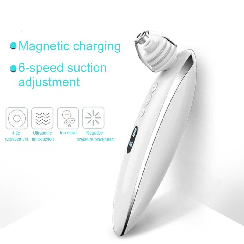 Instrument de nettoyage du visage Rechargeable USB pour hommes femmes SSwell
