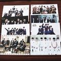8 pcs/set different designs A3 Posters KPOP BTS Bangtan Boys Bulletproof Boy Scouts Paintings Wall Pictures Wall Sticker HB082