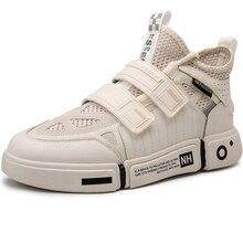 Trend Brand High Top Men Running Shoes Superstar Sneakers Zapatos Hombre Footwear Male Sport Shoes Outdoor Men Walking Shoe 2019 цена 2017