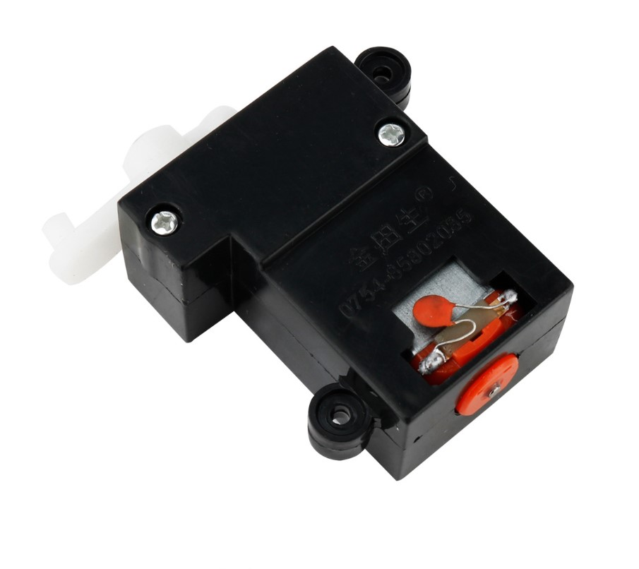 цена на WPL RC Truck B-1 B-24 4WD RC Car Repair Parts steering gear box Buggy Truck spare part