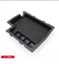 Автомобильный подлокотник коробочка для хранения центральная консоль лотки для Subaru XV 2012-2015 2016 2018 2017 аксессуары