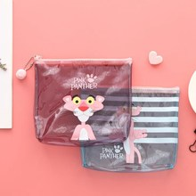 Fashion Animal Cosmetic Bag Cute Women  Make Up Bag Travel Waterproof Portable Makeup Bag Toiletry Kits Makeup Case Necessaire недорого