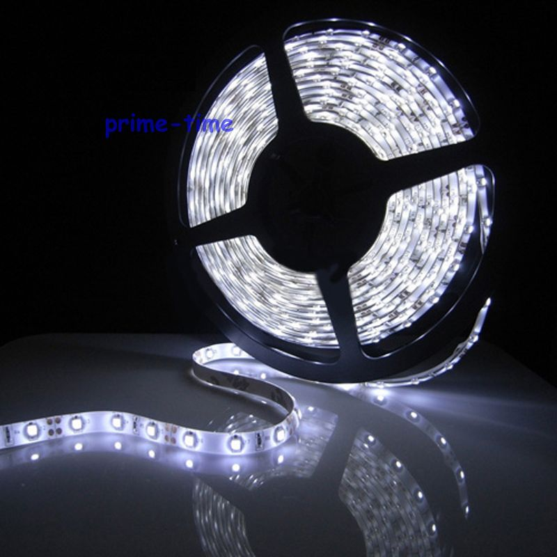 5m 3528 SMD LED strip 300 LEDs, 12V IP65 Waterproof flexible light 60 led/m LED tape,RGB/ white/warm white/blue/green/red/yellow