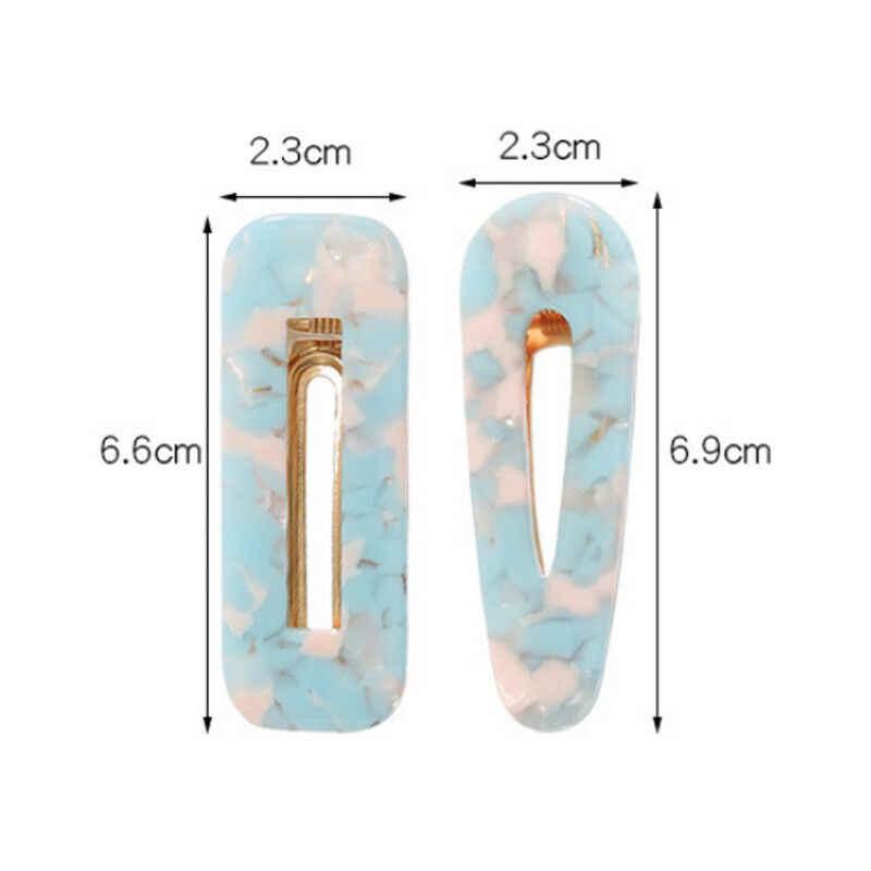 Корейские модные женские винтажные леопардовые заколки для волос заколка с зажимами новые инструменты для ухода за красотой аксессуары