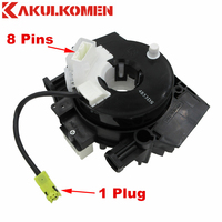 Spiral Cable Sub Assy 25567 EB60A 25567EB60A 25567 EB60A For Nissan Qashqai Tiida Pathfinder Livina X