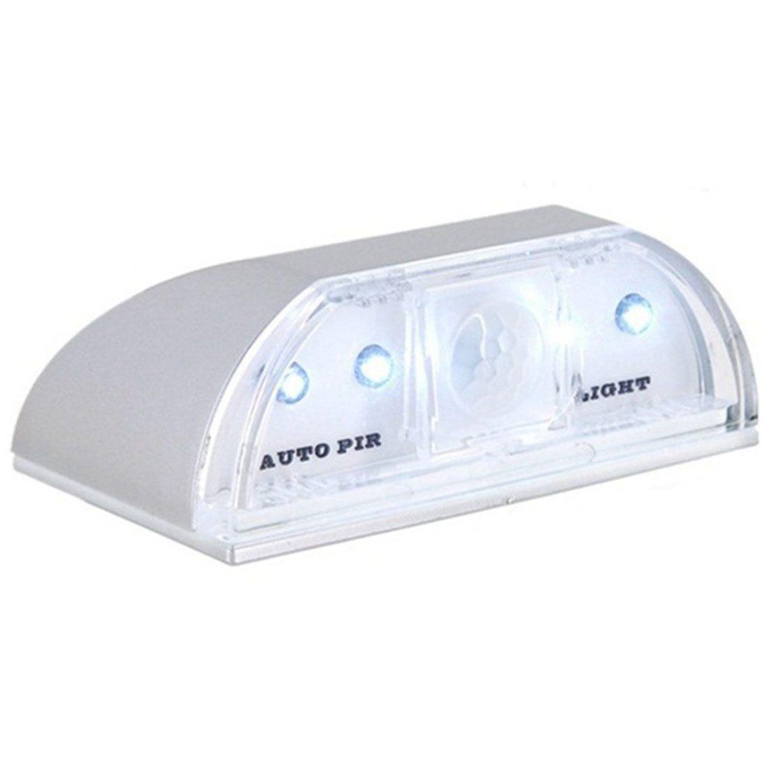 Keyhole Light Lamp Pir Infrared Wireless Auto Sensor