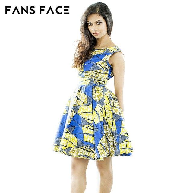 Fabric Dresses