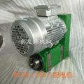 Aburrido y fresadora cabeza de perforación BT30 drive de alta velocidad de bajo ruido frente máquina de perforación y fresado