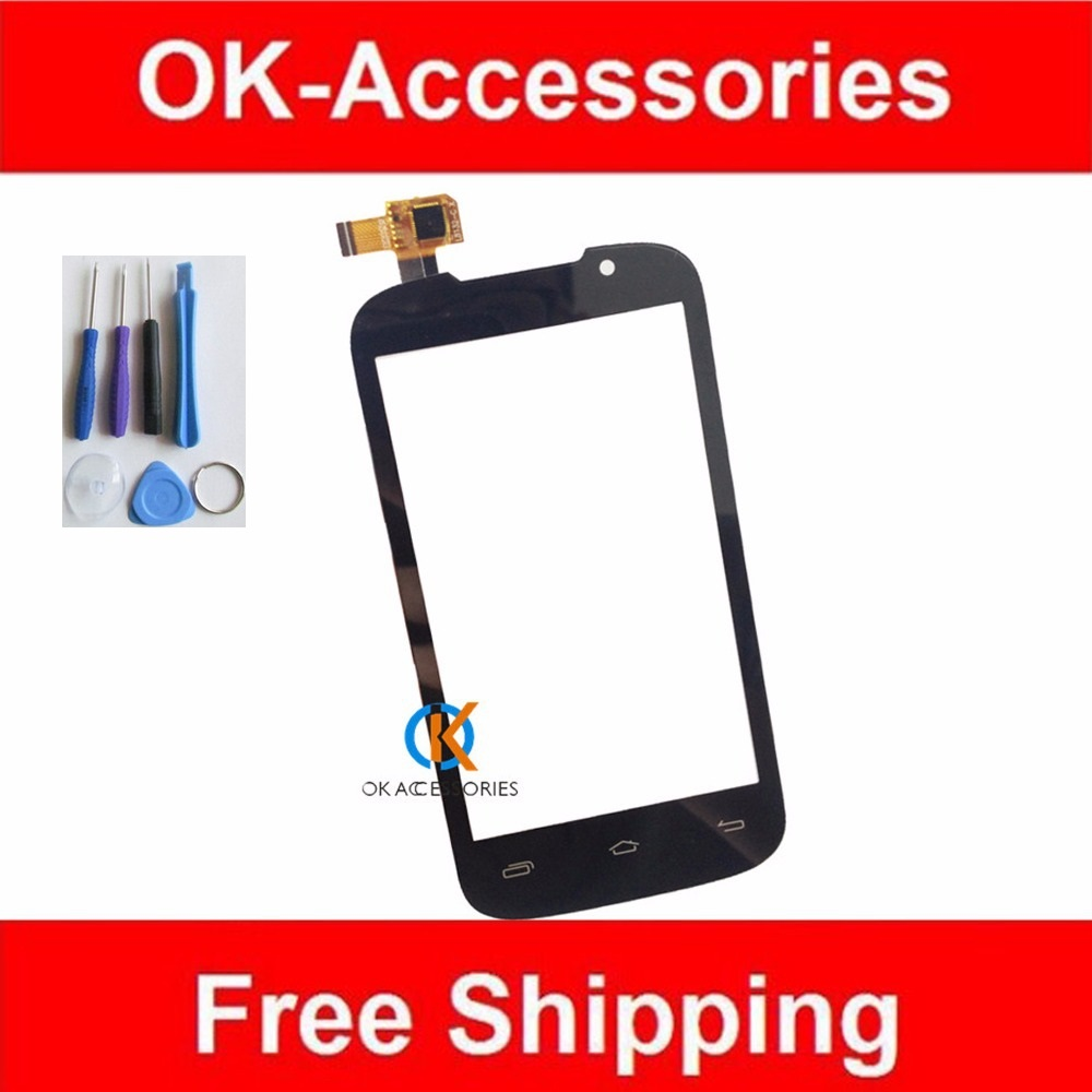 For Prestigio PAP 3400 PAP3400 Touch Screen Digitizer Black Color With Tools 1PC/Lot