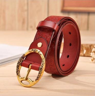 2015 marca de moda de lujo de marca cinturones de cuero genuino 115 cm cinturón para mujer decorar vaqueros visten el envío libre