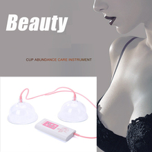 Breast Massage Enlargement Device Vacuum Pump Cup Breast Mas