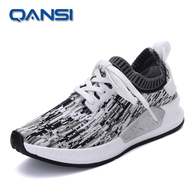 Fly weave Ladies trainers comfort Printing shoes ,Adult shoes Lightweight zapatos mujer platform chaussure femme for Youth