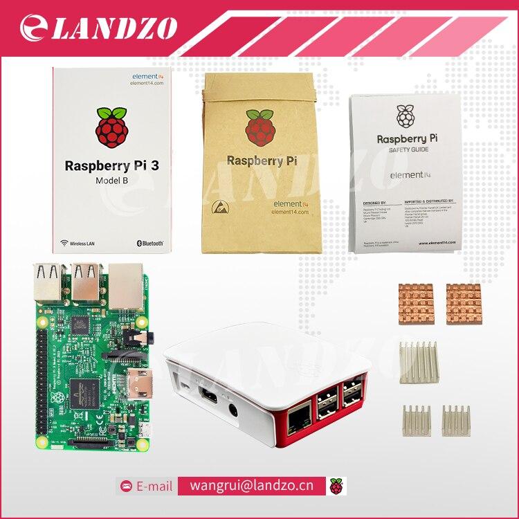 B font b Raspberry b font font b Pi b font 3 Starter Kit with font