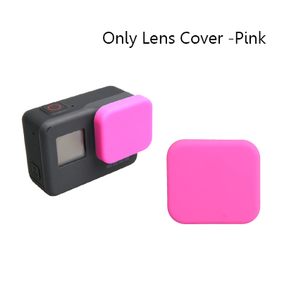 Lens Cover-Pink