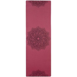 Non-slip TPE Yoga Mats For Fit