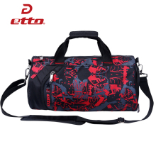Etto 50*26*26CM 33L Large Waterproof Sport Bag Training Gym Bag Men Women Durable Fitness Bag Soccer Outdoor Tote Callant HAB211