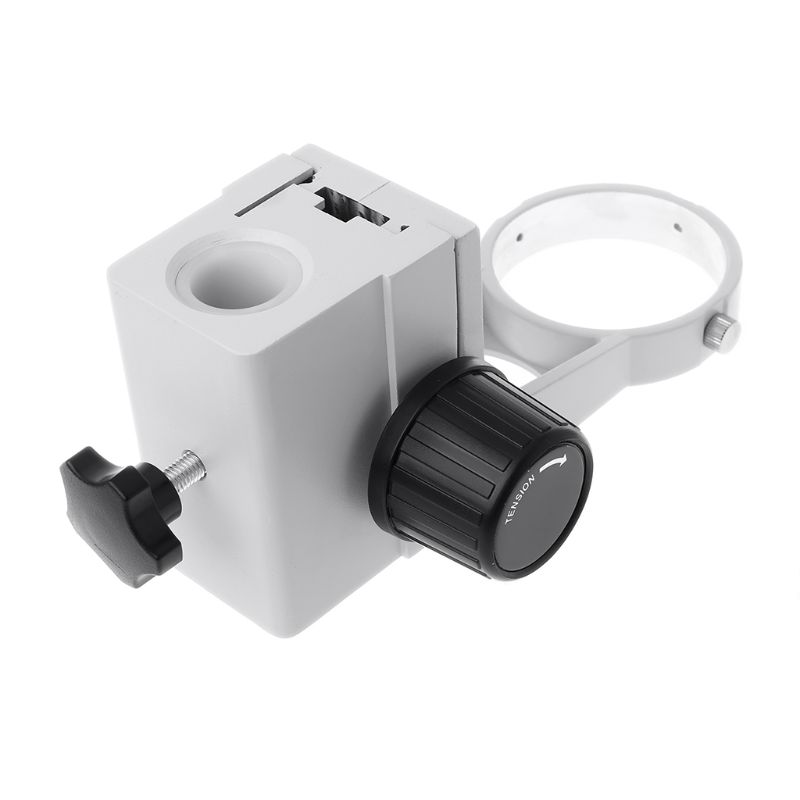 ステレオ顕微鏡フォーカスアームホルダー 76 ミリメートル径アームブラケットホルダーと 25 ミリメートル穴顕微鏡大胆アーム l29k  グループ上の ツール からの 顕微鏡部品 & アクセサリー の中 2
