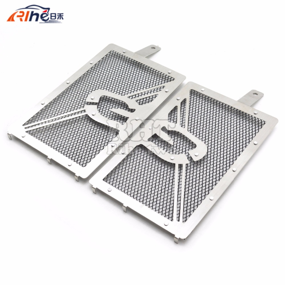 Motorcycle Radiator Grille Guard Protective Case Radiator Grille Guard Cover For BMW R1200GS 2013-2015  R1200GS ADV 2014-2015 motorcycle radiator protective cover grill guard grille protector for kawasaki z1000sx ninja 1000 2011 2012 2013 2014 2015 2016