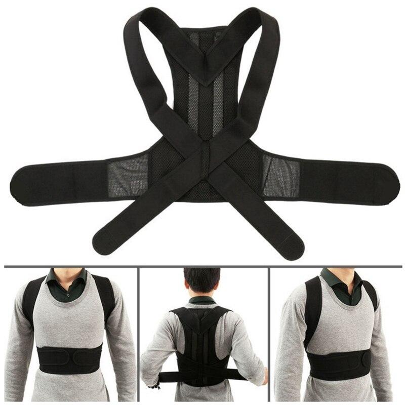 Unisex-Adjustable-posture-Corrector-Shoulder-Back-Brace-Support-Pain-Relief-Lumbar-Spine-Support-Belt-Posture-Correction