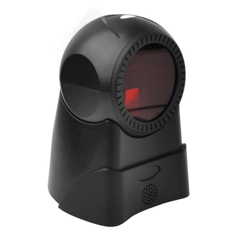 650nm USB Wired Desktop Omni Directional Laser 1D/2D/QR Code Scanner Reader Platform for Supermarket arlight лента 5 метров spi 5000p am 12v rgb 5060 150 led x3 1804