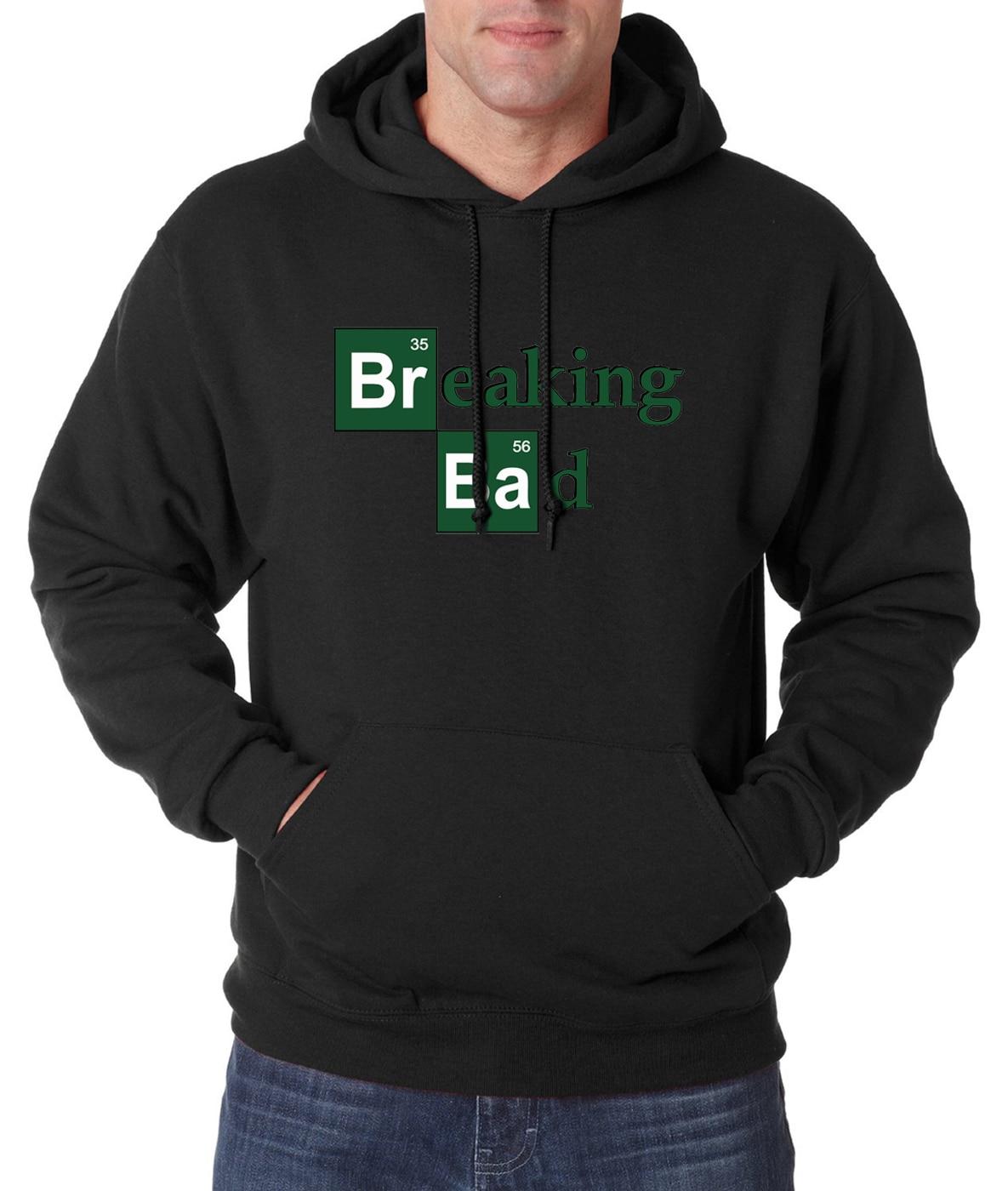 Hot Sale Breaking Bad Men Sweatshirts Hooded 2019 Autumn Winter New Fashion Hoodie Men Fleece Loose Fit Sudadera Hombre S-2XL