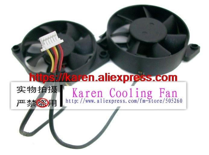 все цены на ADDA AD0512UB-D73 AD4512XB-G73 3wire blower cooling fan 1SET 2PCS онлайн