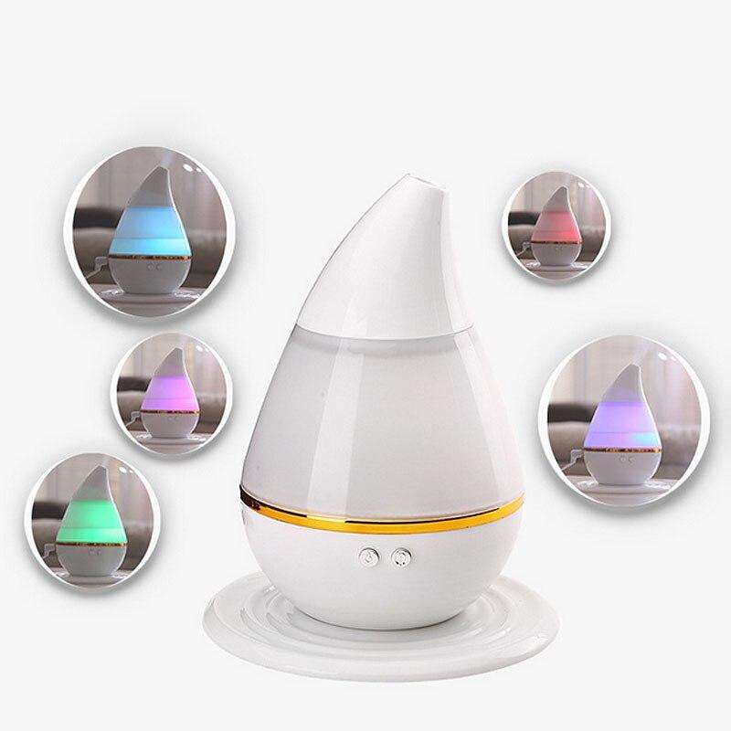 Диффузор мини Портативный Бутылка Воды Ультразвуковой Освежители воздуха Кепки тумана Малый здорово подходит для домашнего офиса T30