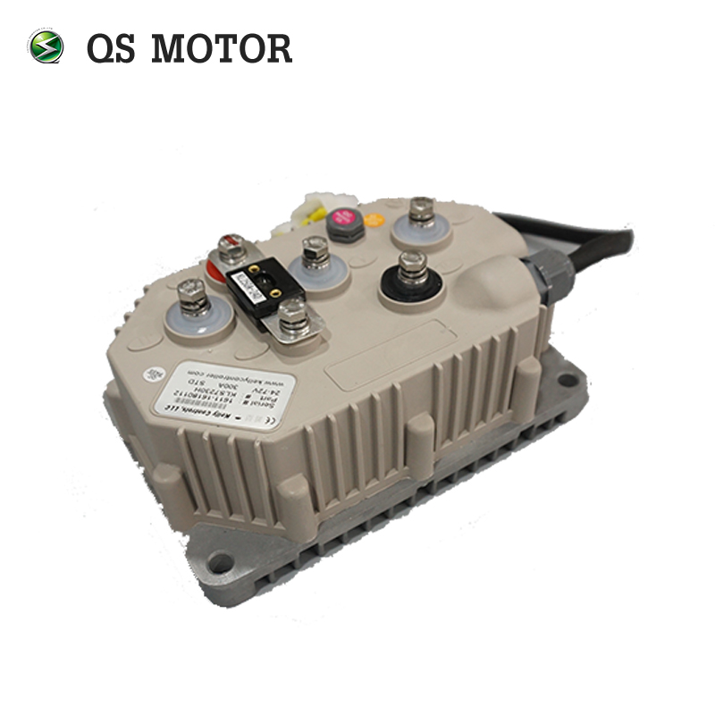 Купить с кэшбэком Kelly controller KLS7230H 7230h,24V-72V,300A Brushless Controller,,suitable for 3000W-4000W Motor BRUSHLESS MOTOR CONTROLLER