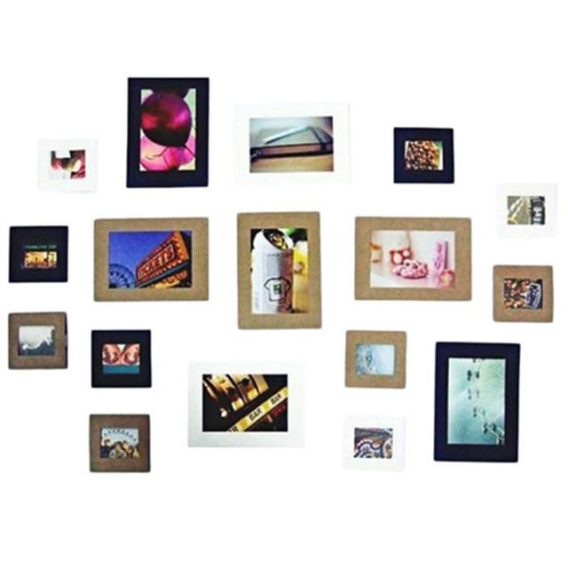 Cute Paper Photo Wall Frame