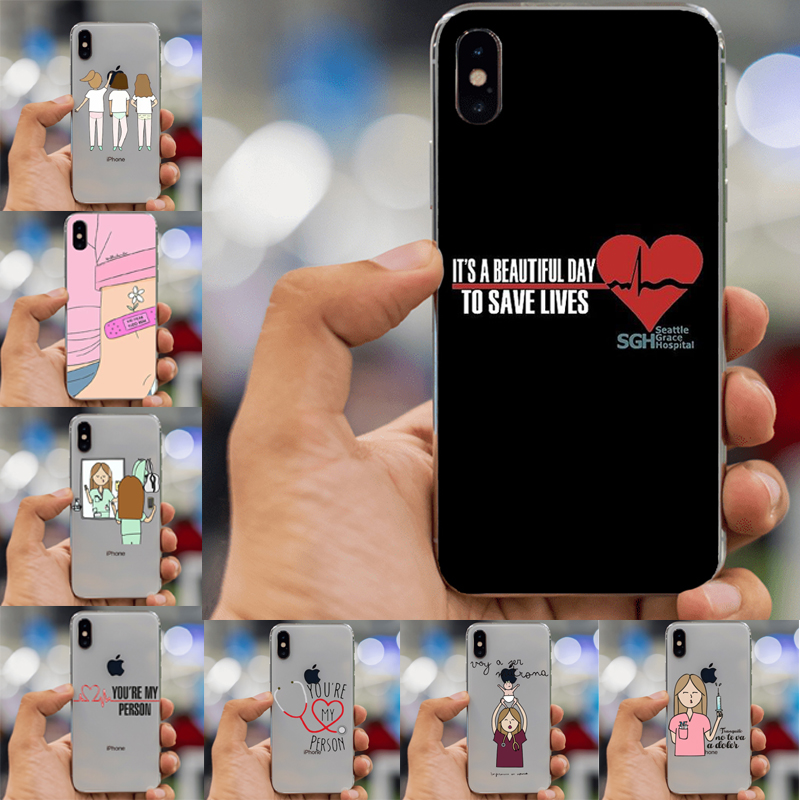 Cellphones & Telecommunications Spain Cute Cartoon Medicine Nurse Doctor Dentist Tpu Soft Silicone Case For Iphone X 8 8plus 5 5s Se 6 6s 6plus 6splus 7 7plus To Suit The PeopleS Convenience Fitted Cases