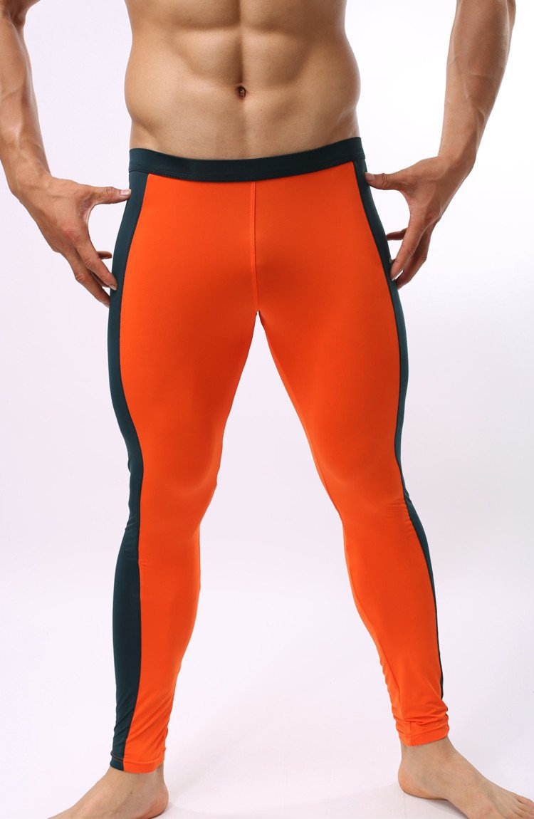 Mens Sport Compression Base Layer Shorts Fitness Pant Tight Stretch Underwear