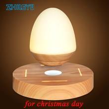 LED Lévitation Bluetooth haut-parleur 3D Flottant MAGLEV Sans Fil Lévitation Magnétique pour Femme/Mari/Petite Amie Cadeau De Noël