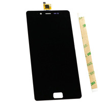 White Black 5 0inch For Leagoo Elite 1 Assembly LCD Display Touch Screen Glass 1920 1080