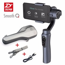 Zhiyun SMOOTH Q Smooth Q Handheld 3 Axle Gimbal Portable Stabilizer for font b Smartphone b