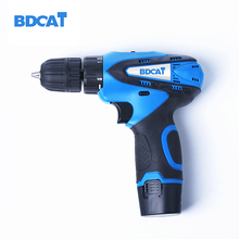 Free shipping 12V Electric Screwdriver Rechargerable Lithium Battery  Multi-function Cordless Electric Drill Power Tools