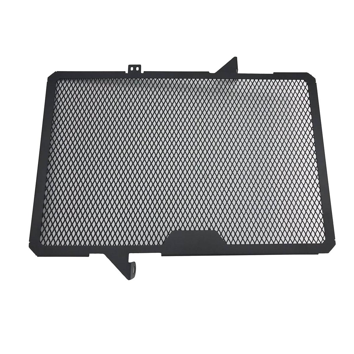 Moto acier radiateur garde gril couverture huile refroidisseur lunette protecteur Grille pour 2014-2018 Honda CB650F CBR650F CB 650F CBR 650F 2018