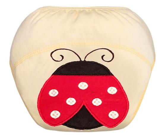 1 Sztuka BABY Pieluchy pieluchy wielokrotnego użytku BABY pieluchy - Pieluchy i Trenowanie toalety - Zdjęcie 2