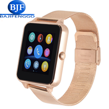 Fashion SmartWatch E6 Smart Watch Support Micro SIM Card Bluetooth Connectivity for Android Phone Pedometer clock