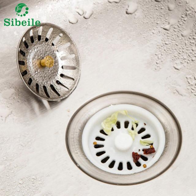 Wholesale 1 Pic Stainless Steel Kitchen Sink Strainer Waste Plug ...