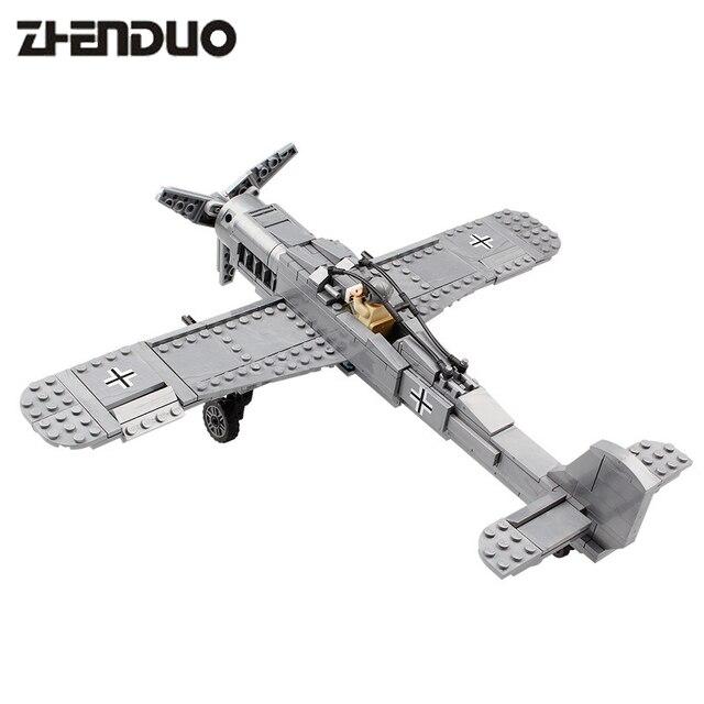 KAZI 82006 Fuerza Aérea Alemana Clásica Guerra Mundial Fw190 Avión ...