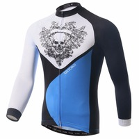 XINTOWN Windproof Long Sleeve Cycling Jersey Spring Autumn Long Sleeves MTB Road Wear Chute Board Running Cycling Clothing