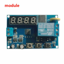 цена на Real-time relay / timer switch / clock synchronization / time control / delay module / timing board