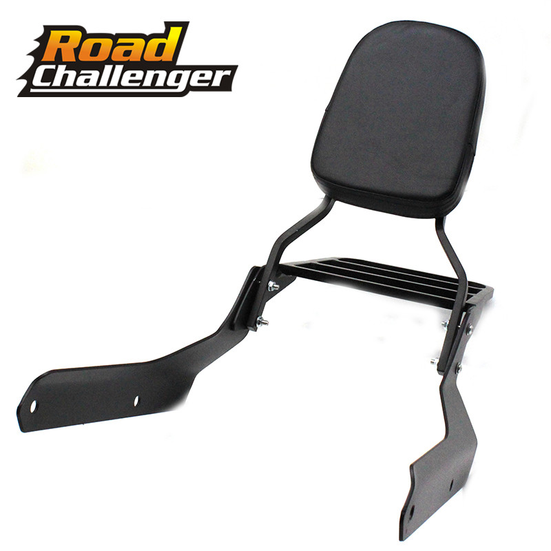 Rear Luggage Rack Support Tail Box Holder Shelf Bracket Backrest For Honda Shadow 750 VT750 2006-2013